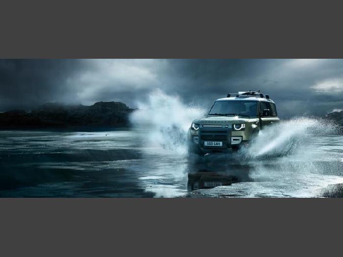 Foto 3: Land Rover Defender 2021