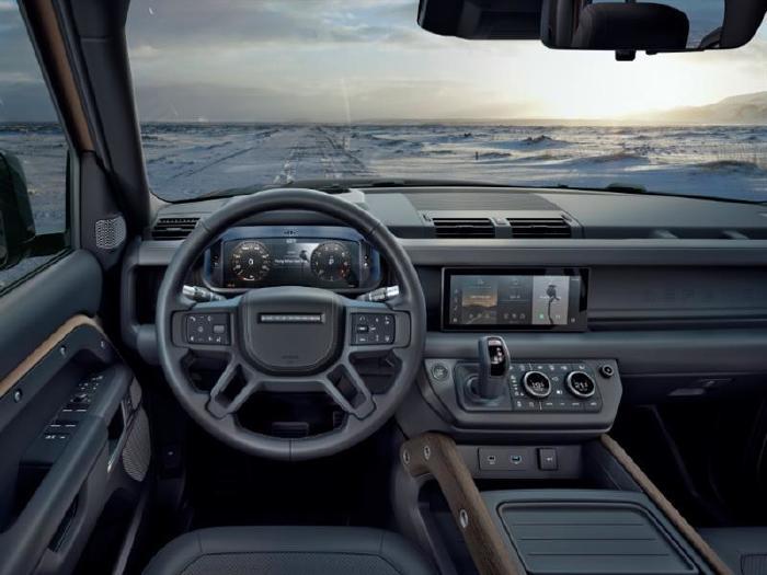 Foto 4: Land Rover Defender 2021