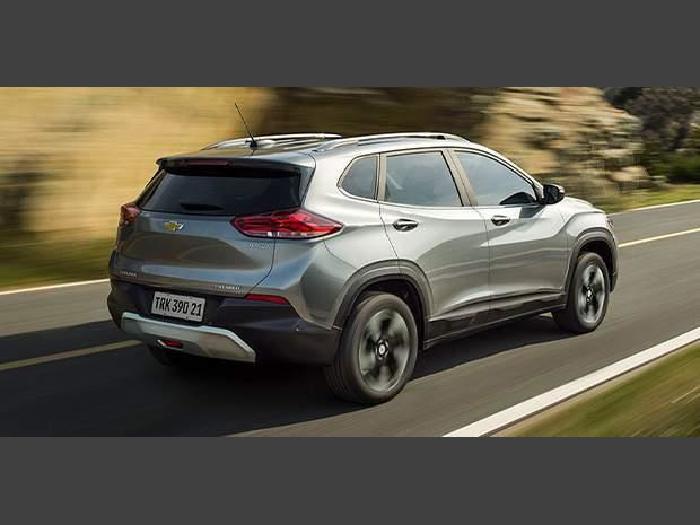 Foto 7: Chevrolet Tracker 2021
