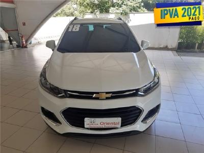 Chevrolet Tracker 2018 553774