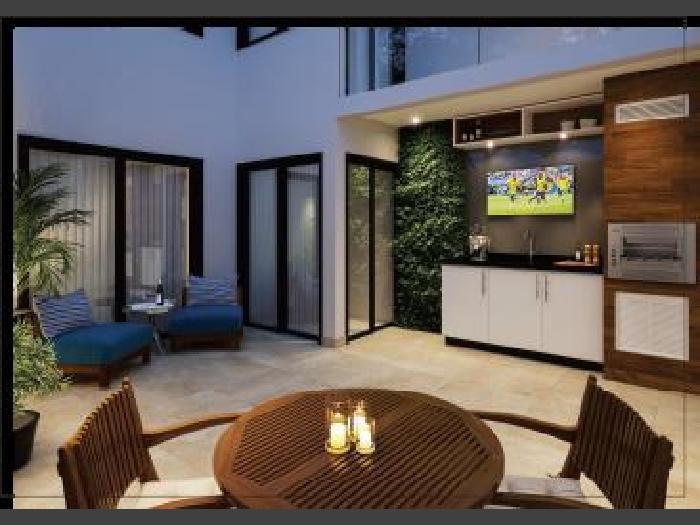Foto 2: Botafogo, 2 quartos, 1 vaga, 88 m²