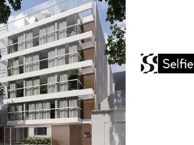Copacabana, 1 quarto, 1 vaga, 45 m² 553904
