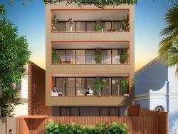 Jardim Botânico, 4 quartos, 2 vagas, 137 m²