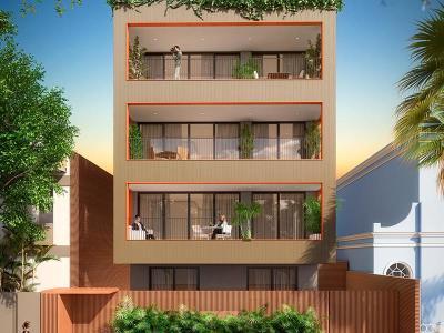 Jardim Botânico, 4 quartos, 1 vaga, 137 m² 553907