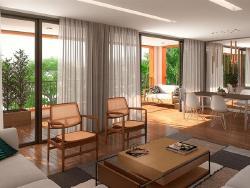 Foto 3: Jardim Botânico, 4 quartos, 2 vagas, 137 m²