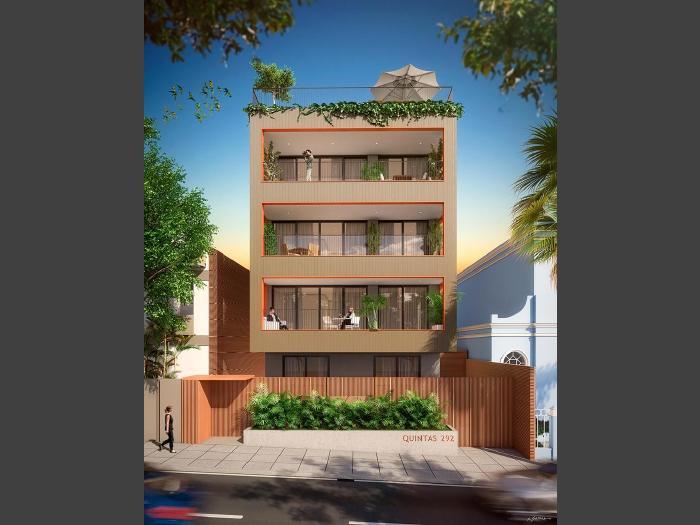 Jardim Botânico, 3 quartos, 1 vaga, 137 m²