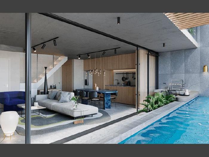 Foto 2: Jardim Botânico, 3 quartos, 1 vaga, 137 m²