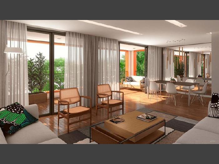 Foto 6: Jardim Botânico, 3 quartos, 1 vaga, 137 m²