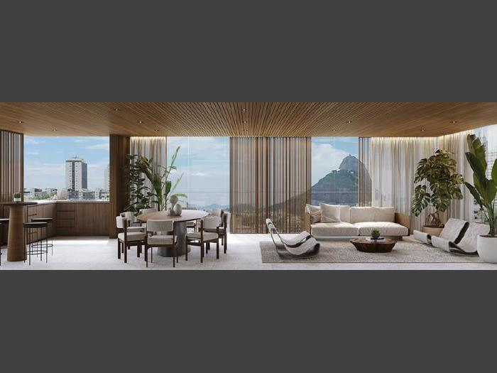 Foto 2: Botafogo, 4 quartos, 3 vagas, 353 m²