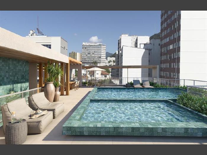 Foto 2: Botafogo, 2 quartos, 1 vaga, 99 m²