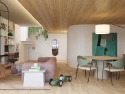 Foto 3: Ipanema, 3 quartos, 2 vagas, 155 m²