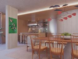 Foto 5: Ipanema, 3 quartos, 2 vagas, 155 m²