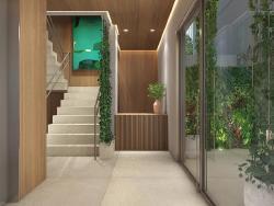 Foto 2: Jardim Botânico, 4 quartos, 2 vagas, 175 m²