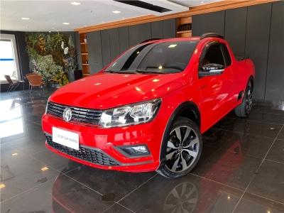 Volkswagen Saveiro 2018 558803