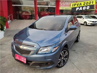 Chevrolet Onix 2016 558878